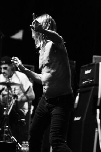 Iggy And The Stooges - Hellfest 2011
