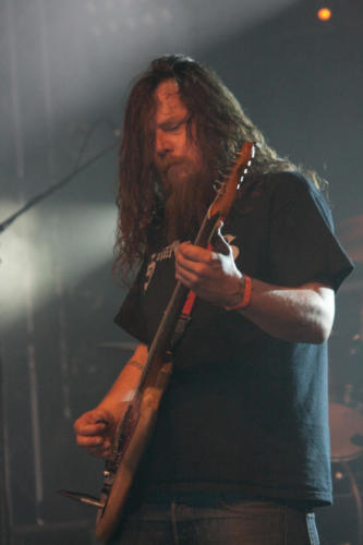 Red Fang - Hellfest 2011
