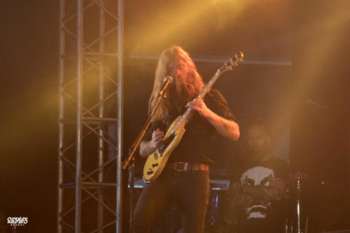Kadavar - Hellfest 2016