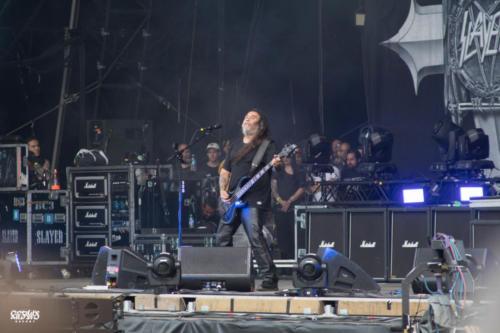Slayer - Hellfest 2016